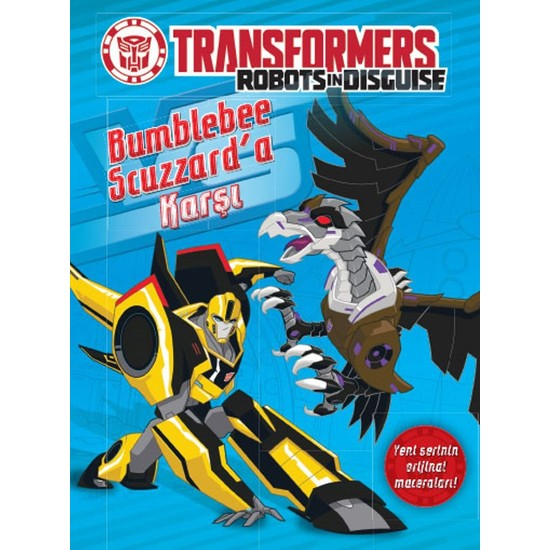 Transformers : Bumblebee Scuzzarda Karşı