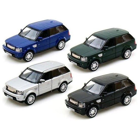 RMZ City Die Cast Land Rover Range Rover Sport