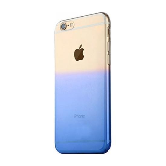 Addison Ip-671S Mavi İphone 6S Renkli Koruma Kılıfı