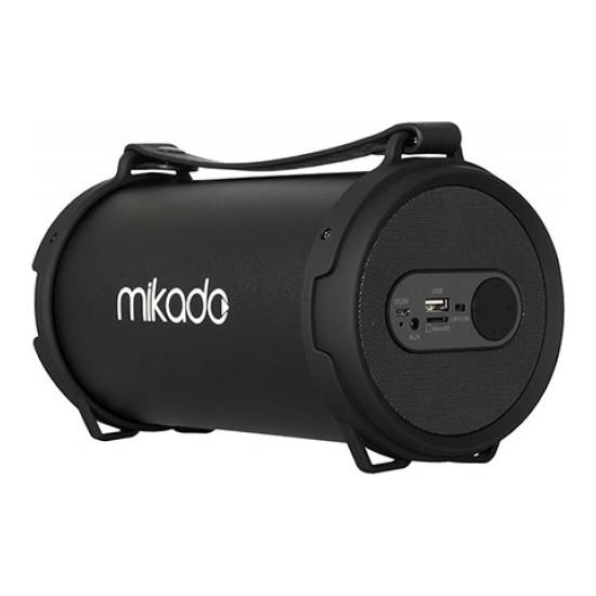 Mikado Md-44Bt Siyah Fm Destekli Outdoor Bluetooth Müzik Kutusu