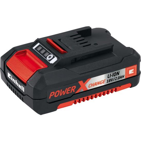 Einhell Power-X-Change Akü 18V 2,0 Ah Batarya