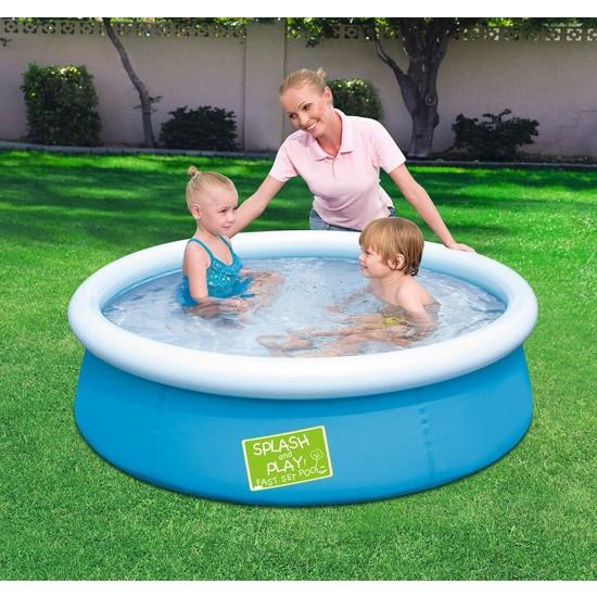 Bestway Çocuk Havuzu Özel Tasarım152 x 38 Cm Mavi