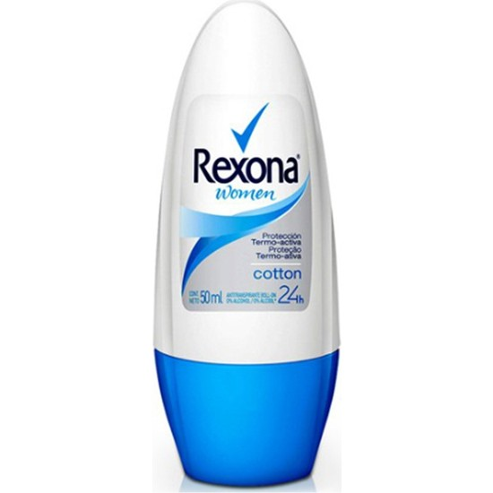 Rexona Rollon 50Ml Women Cotton