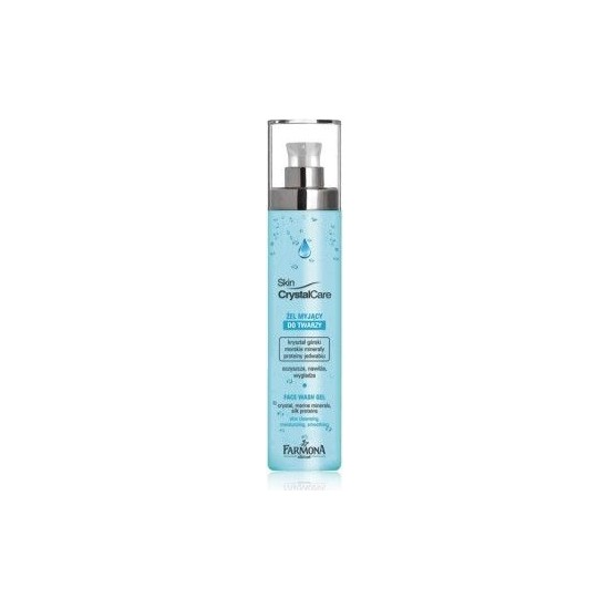 Farmona Skin Crystal Care Face Wash Gel 200 ml Yıkama Jeli