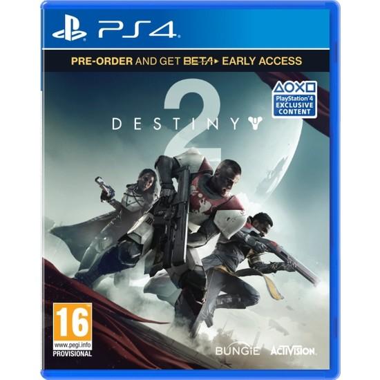 Destiny 2 PS4 Oyun