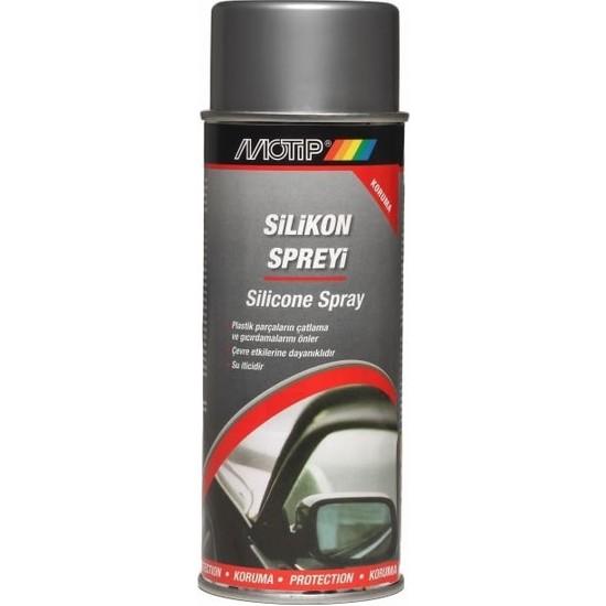 Motip Silikon Sprey - 400 ml