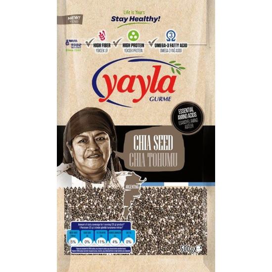 Yayla Gume Chia Tohumu 500 gr
