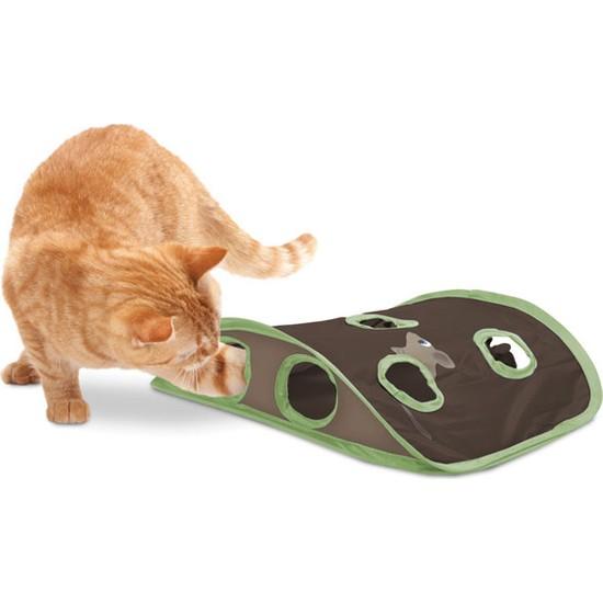 Dougez Delikli Çadır Fare Ve Toplu Kedi Oyuncağı