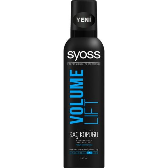 Syoss Volume Lift Saç Köpüğü 250 ml