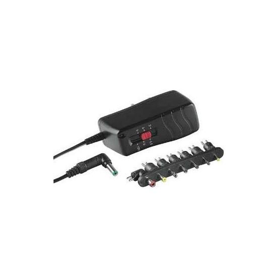 Hama Universal Ac/Dc Güç Adaptörü 8Xuç 1000Ma