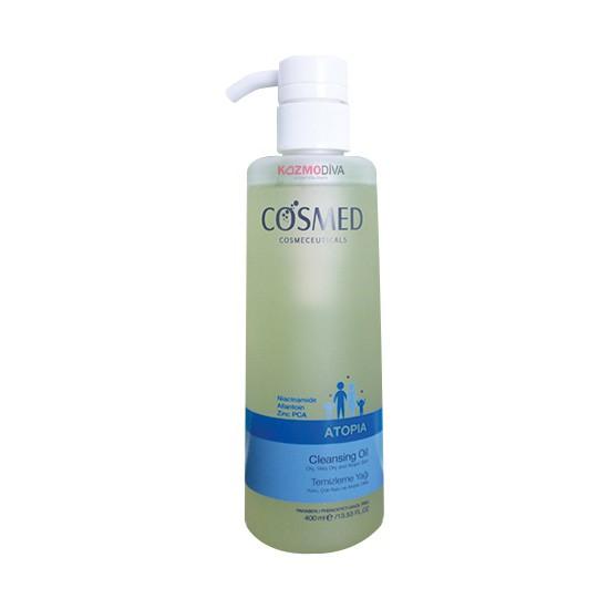Cosmed Atopia Cleansing Oil Temizleme Yağı 400 ml