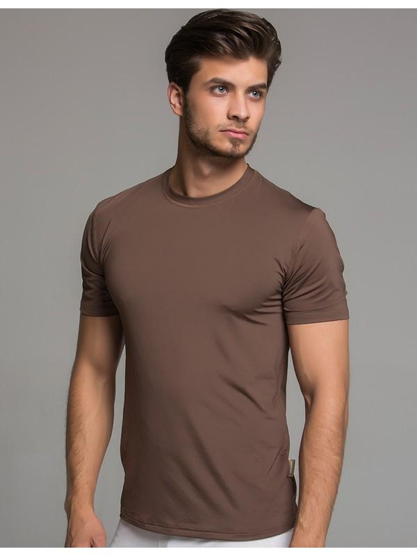 Thermoform Microfiber Kısa Kol T-Shirt