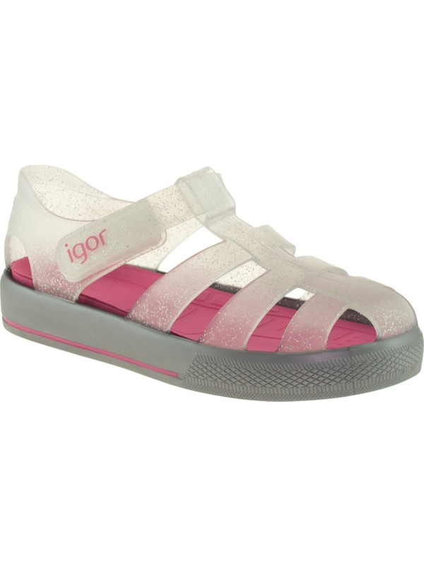 Igor 10171 Star Fuşya Kız Çocuk Sandalet