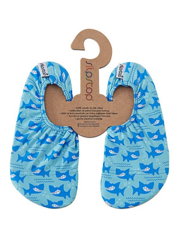 Slipstop Toothy Çocuk Mavi Havuz Ayakkabısı SS17120133