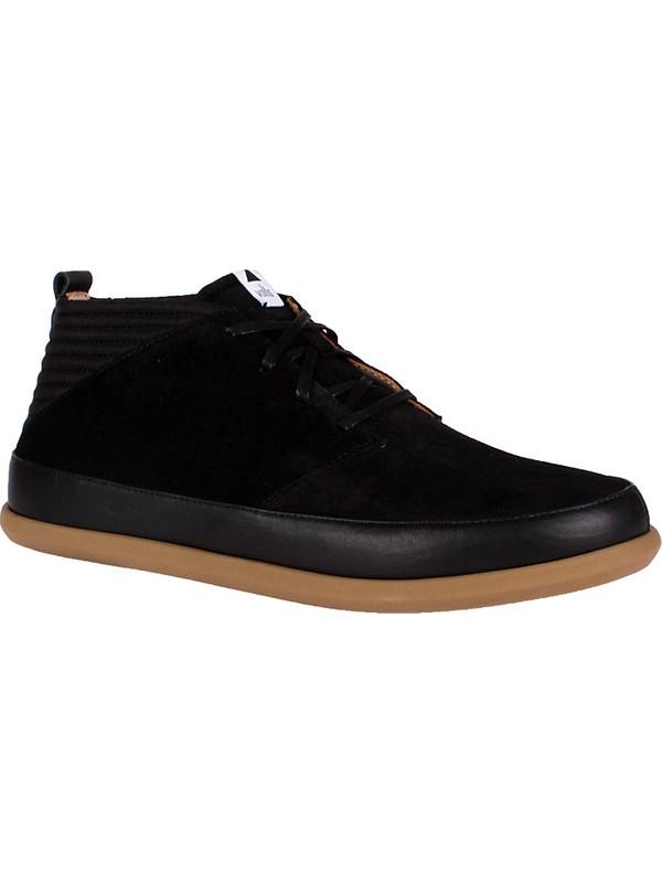 Volta Black 055İma002 Classic Mid Suede Ayakkabı
