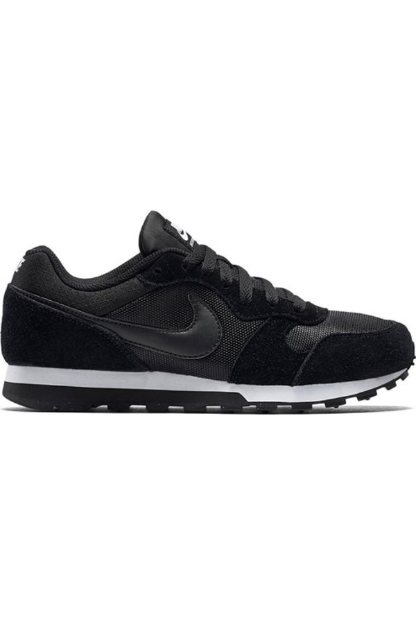 749869 001 WMNS Nike MD Runner 2 Unisex Sport Shoes Black