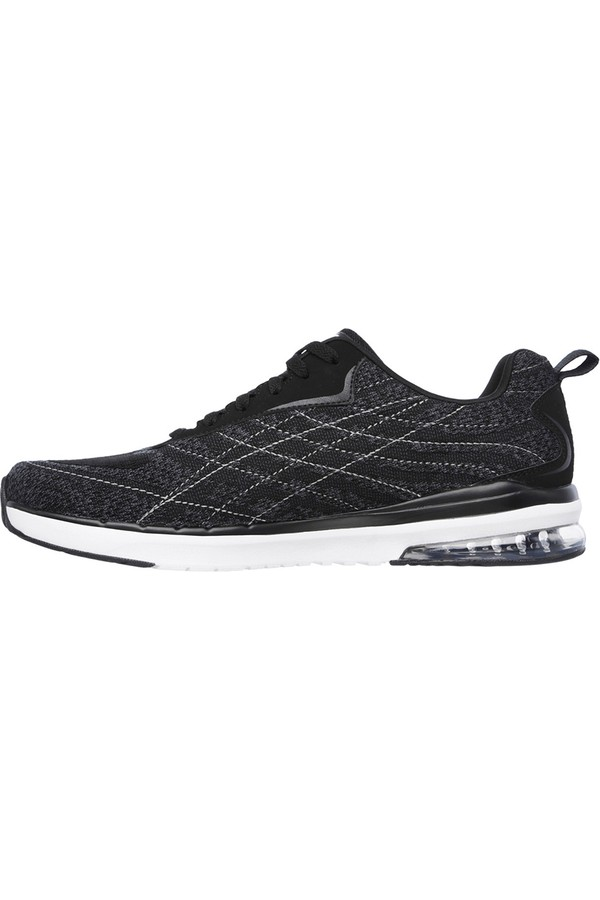 Skechers Men's Athletic Shoes 51 485-BKW to Infinity