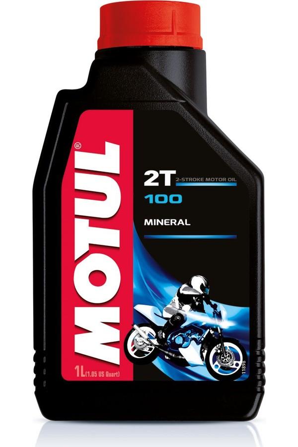Motul Motorcycle Oil 100