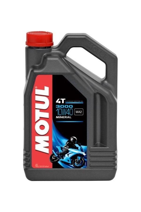 Motul Motorcycle Oil 3000