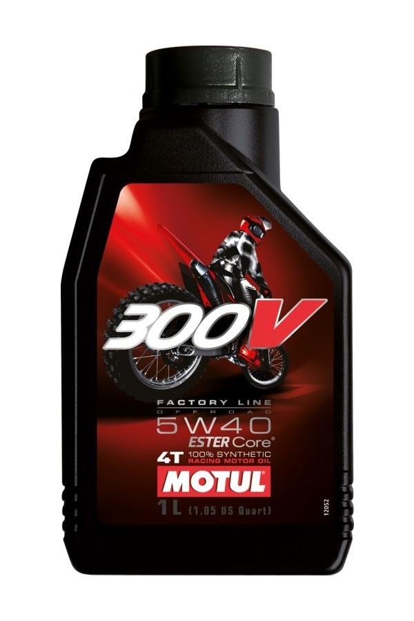 Motul Motorcycle Oil 300V