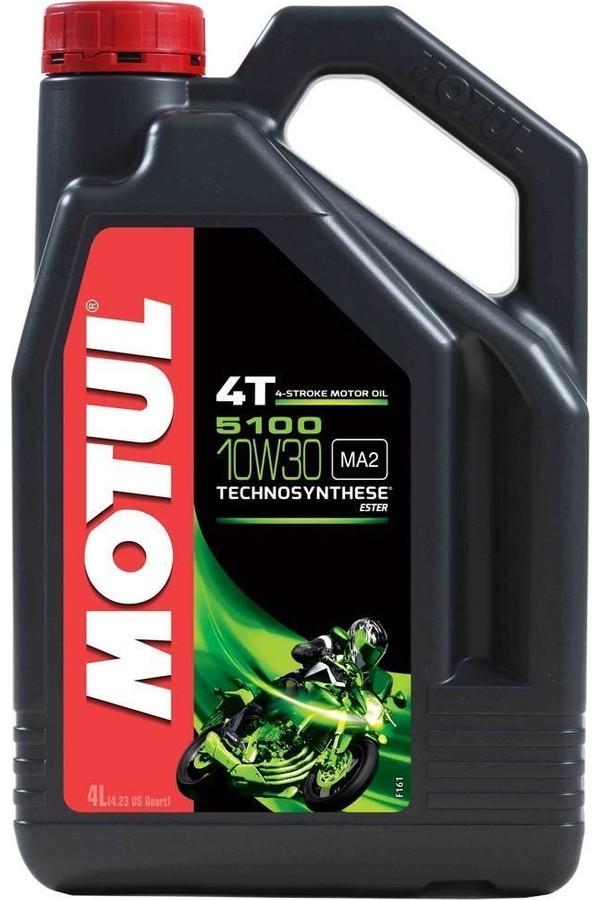 Motul Motorcycle Oil 10W-30