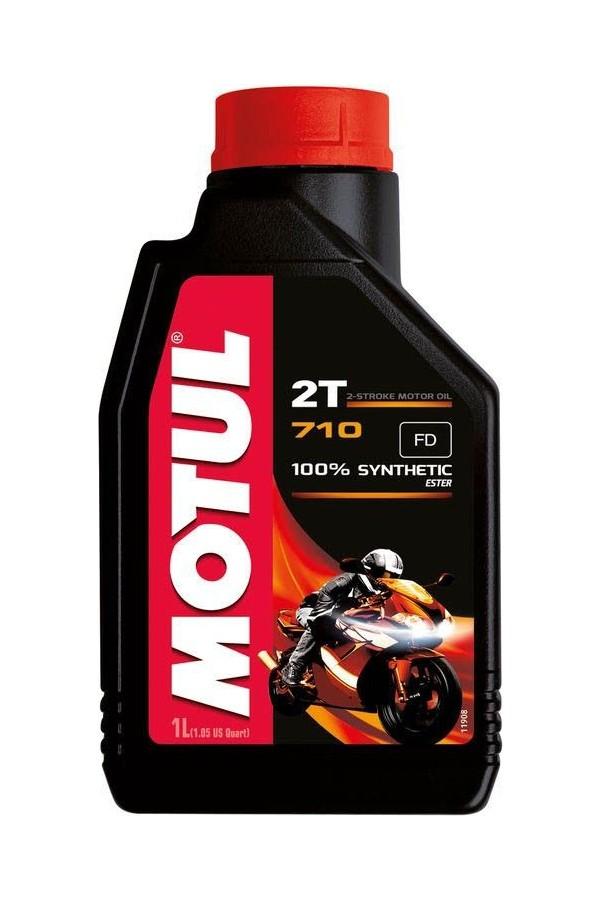 Motul Motorcycle Oil 710
