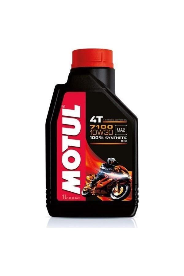 Motul Motorcycle Oil 7100