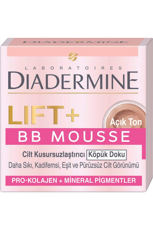 Diadermine Lift + BB Mousse Light Tone 50 M