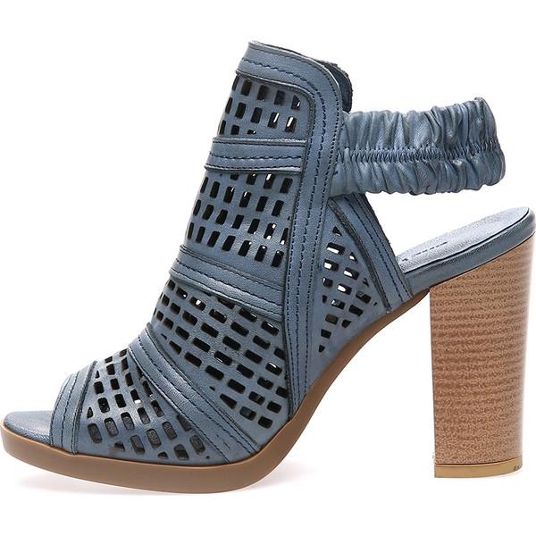 Greyder 7Y2YS51551 Mavi Kadın Sandalet
