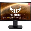 "Asus Tuf Gaming VG24VQ 23.6"" 144Hz 1ms (HDMI+Display) Freesync Curved Monitör"