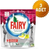 Fairy Platinum Özel Seri 65'li 3 Adet