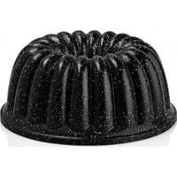 Schafer Legende 26 cm Döküm Kek Kalıbı - Siyah