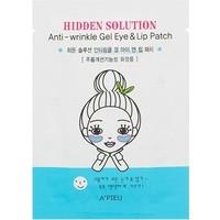 Mıssha A'pıeu Göz ve Dudak Bölgesini Sıkılaştıran Jel Maske -Hidden Solution Anti-Wrinkle Gel Eye &lip Patch