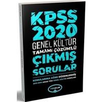 Yediiklim Yayınları 2020 KPSS Genel Kültür 20132019 Konularına Göre Tamamı Çözümlü Çıkmış Sorular