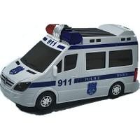 Ardahan Ticaret Polis Oyuncak Araba