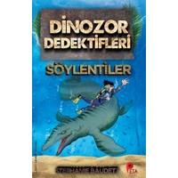 Dinozor Dedektifleri - Söylentiler - Stephaie Baudet