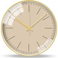 Yukka Eraclock Renkli Minimal Tasarımlı Saat