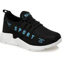 I Cool Snug Siyah Erkek Çocuk Yürüyüş Ayakkabısı
