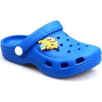 Kinetix Frog Plaj-Havuz-Banyo Erkek Çocuk Eva Terlik