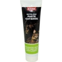 Cleday Biotin+Zinc Paste Kedi Köpek Vitamini Tüy Bakımı 100 gr