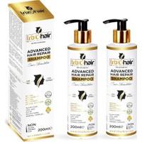 Trixohair Saç Dökülmesine Karşı Saç Bakım Şampuanı Kadınlar İçin 200 ml 2'li