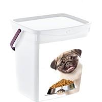 Özün Shop Q-Box Kedi ve Köpek Mama Saklama Kutusu