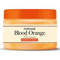Farmasi Blood Orange ve Turmenic Vücut Peelingi 250 Ml.