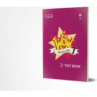 Master Publishing Yayınları Wow English 7 Test Book