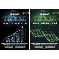 Bilfen Yayınları 8. Sınıf Matematik Fen Bilimleri Tam Ölçme Seti - 2 Kitap