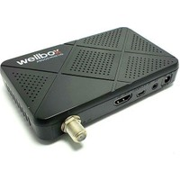 Wellbox X5000 Mini Hd Uydu Alıcısı Full Hd 1080P Tkgs