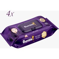 Bumble Baby 100 Yapraklı 4 Paket Islak Mendil