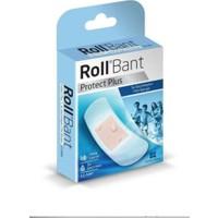 Roll Bant Protec Plus Su Geçirmeyen Film Yara Bandı 10LU