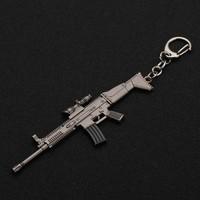 CLK Assault Rıfle Scar Metal Dürbünlü Fortnite - Cs:go - Pubg