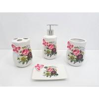 Cvs Cvs Porselen Banyo Takımı